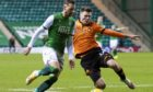 Dundee United face Hibs at Hampden on Saturday.