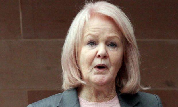 Embezzling councillor daughter's ashes