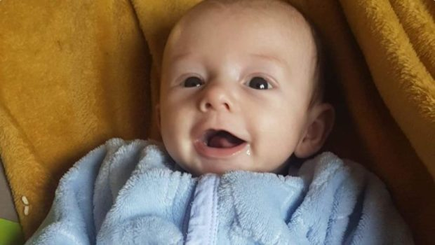 Baby Frankie died aged just over four months