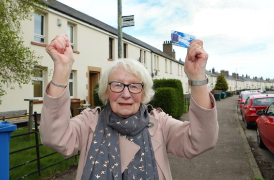 Pat Boylan is delighted the bus will return to her street.