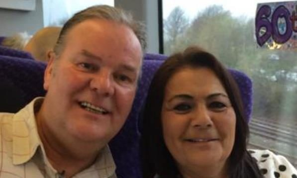Graeme and Margaret Carling, from Dundee, died an hour apart.