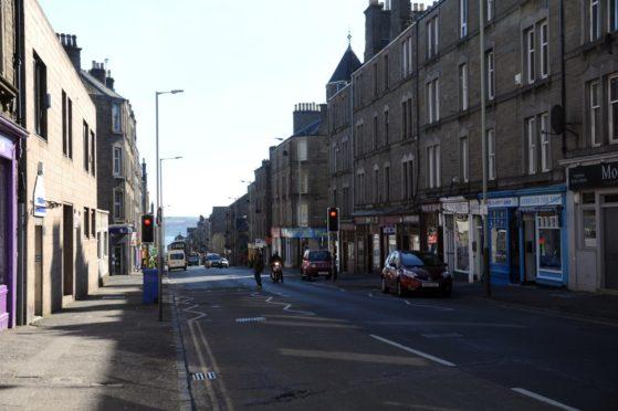 Albert Street.