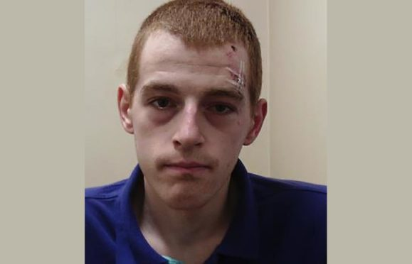 Robber Fife gun jailed