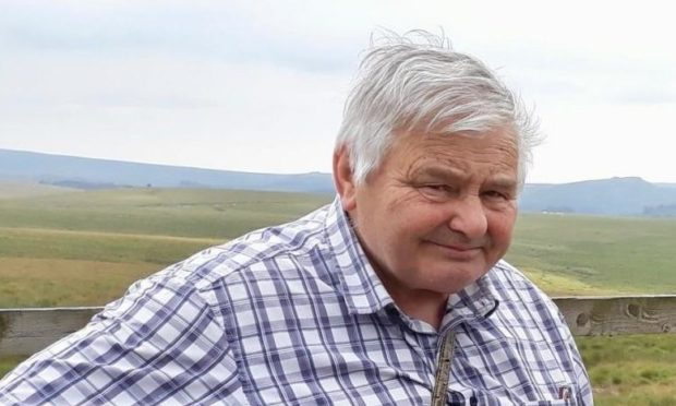 Charles Sharpe obituary