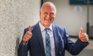 Joe FitzPatrick has been re-elected