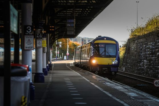 ScotRail Dundee Montrose