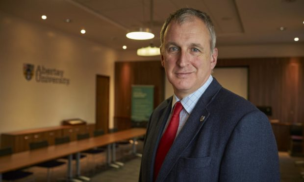Professor Nigel Seaton.