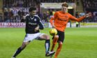 Dundee and Dundee United last met in the Premiership in 2016.