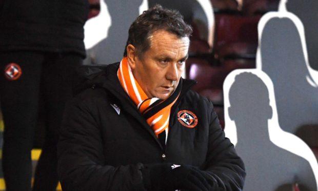 Former Dundee United boss Micky Mellon.