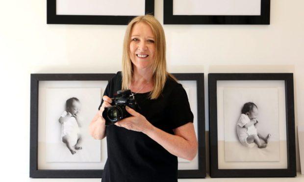 Monifieth photographer Ally Stuart-Ross