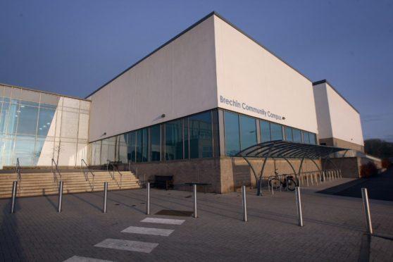 Brechin Community Campus.