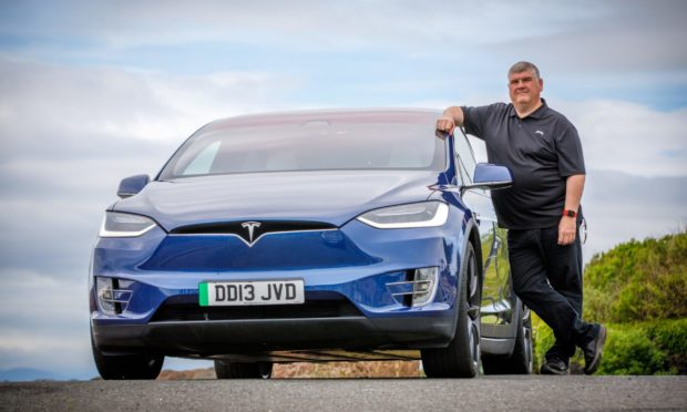 fife electric cars