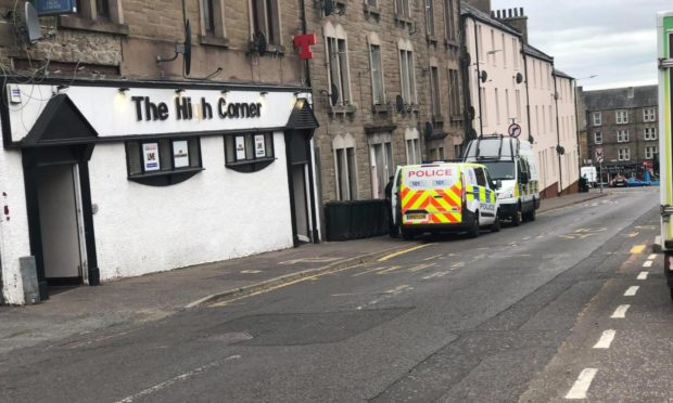 Drug raids Dundee