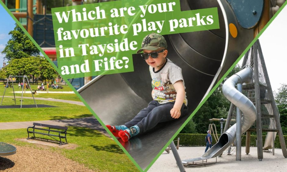 Tell us your favourite play parks