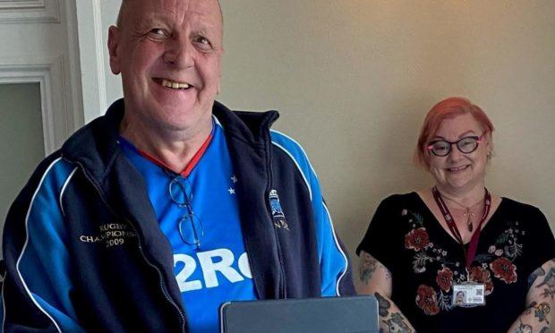 iPad veterans