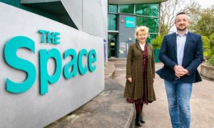 The Dundee Youth Music Theatre (DYMT) has been set up by Kenny Christie and Lina Waghorn.