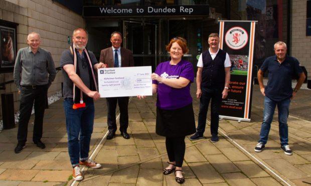 Dundee United Alzheimer Scotland