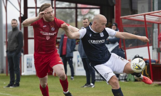 Dundee played Brora in the first game of last season.
