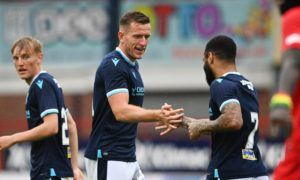 'We felt we could beat anybody': Dundee star Lee Ashcroft urges Dark Blues to kick off Premiership campaign in same manner they finished last season