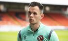 Dundee United striker Lawrence Shankland is in discussions over a new contract at Tannadice.