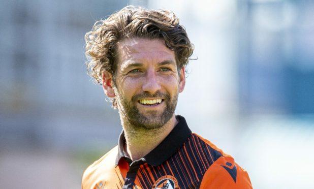 Dundee United defender Charlie Mulgrew.