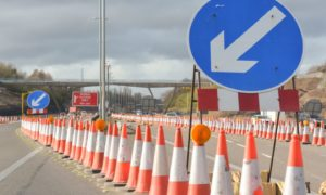 Motorists in Angus warned to expect delays as £340,000 of A90 resurfacing work is about to start.