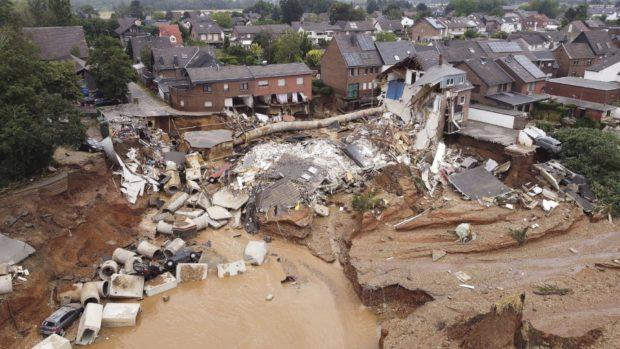 Europe floods