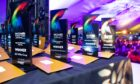 Some of the Courier Business Awards winners in 2019 - don't delay in submitting an entry.