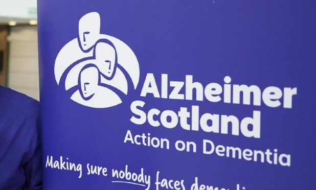 Alzheimer Scotland.