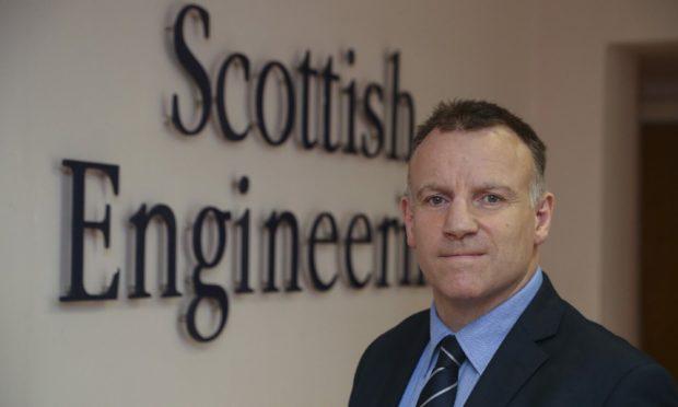 Paul Sheerin, chief executive of Scottish Engineering.