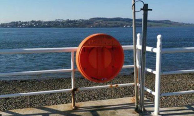 tayside lifesaving equipment