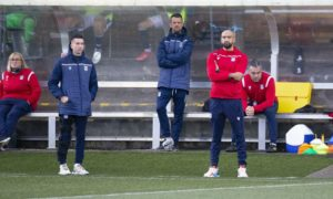B teams: Liam Fontaine on why Dundee's involvement in the Challenge Cup was 'hugely beneficial'
