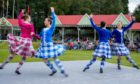 Highland dancing will be among the activities at Bowhill Highland Games. Photo by Stuart Wallace/Shutterstock
