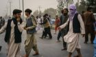The Taliban have taken over control of Kabul