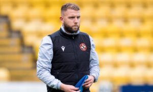 Adam Asghar to take Dundee United B at Stenhousemuir tonight as club confirm first-team promotion