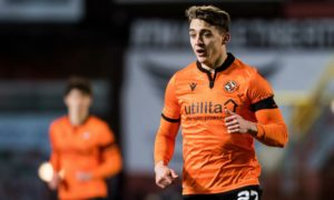Dundee United forward Louis Appere is returning to full fitness.