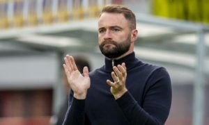Dundee boss James McPake a 'target' for English side MK Dons
