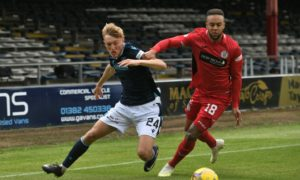Makeshift backline, resilience and Charlie Adam: 3 things we learned from Dundee's enthralling draw with St Mirren