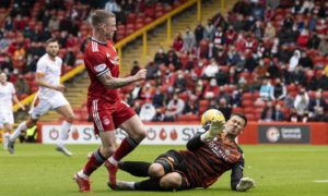 LEE WILKIE: Dundee United will be rock bottom after five matches if they repeat Aberdeen display while Dundee can head to Celtic with confidence