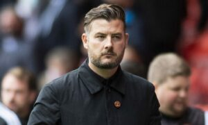 CALUM WOODGER: Tam Courts needs to put his stamp on 'stale' Dundee United – and fast