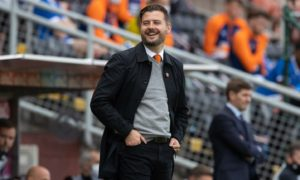 Tam Courts talks proving he has 'minerals' for Dundee United job, shunning Rangers inferiority complex and Lawrence Shankland