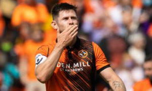 Dundee United: Stand-in skipper Calum Butcher hails Arabs for roaring them on to Rangers victory