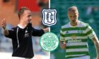 Leigh Griffiths has joined Dundee on loan from Celtic.