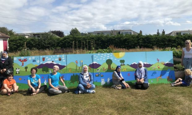 Lochee Mural