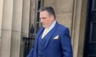 Richard Meade at Perth Sheriff Court