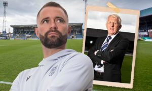 A master of the game: Dundee boss James McPake hails 'unbelievable education' working with Gordon Strachan, insisting Celtic are lucky to have him for three months