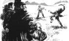 The last fatal duel in Scotland was held in Fife.