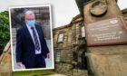 Mark Thompson at Kirkcaldy Sheriff Court.