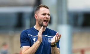 Dundee manager James McPake insists full focus is on Celtic clash despite MK Dons link