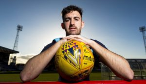 EXCLUSIVE: Covid, fostering, autism and football – Dundee midfielder Shaun Byrne opens up on difficult 10 days with the virus